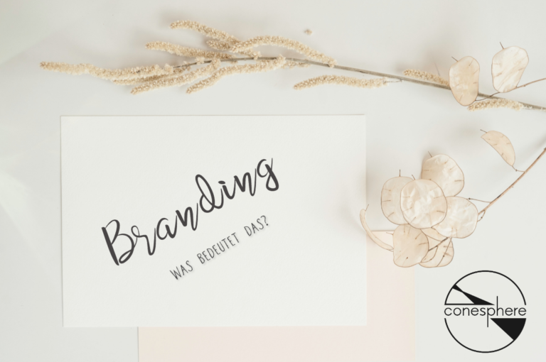 Branding – unsere ersten Erfahrungen